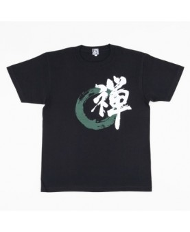 T-Shirt Zen Black